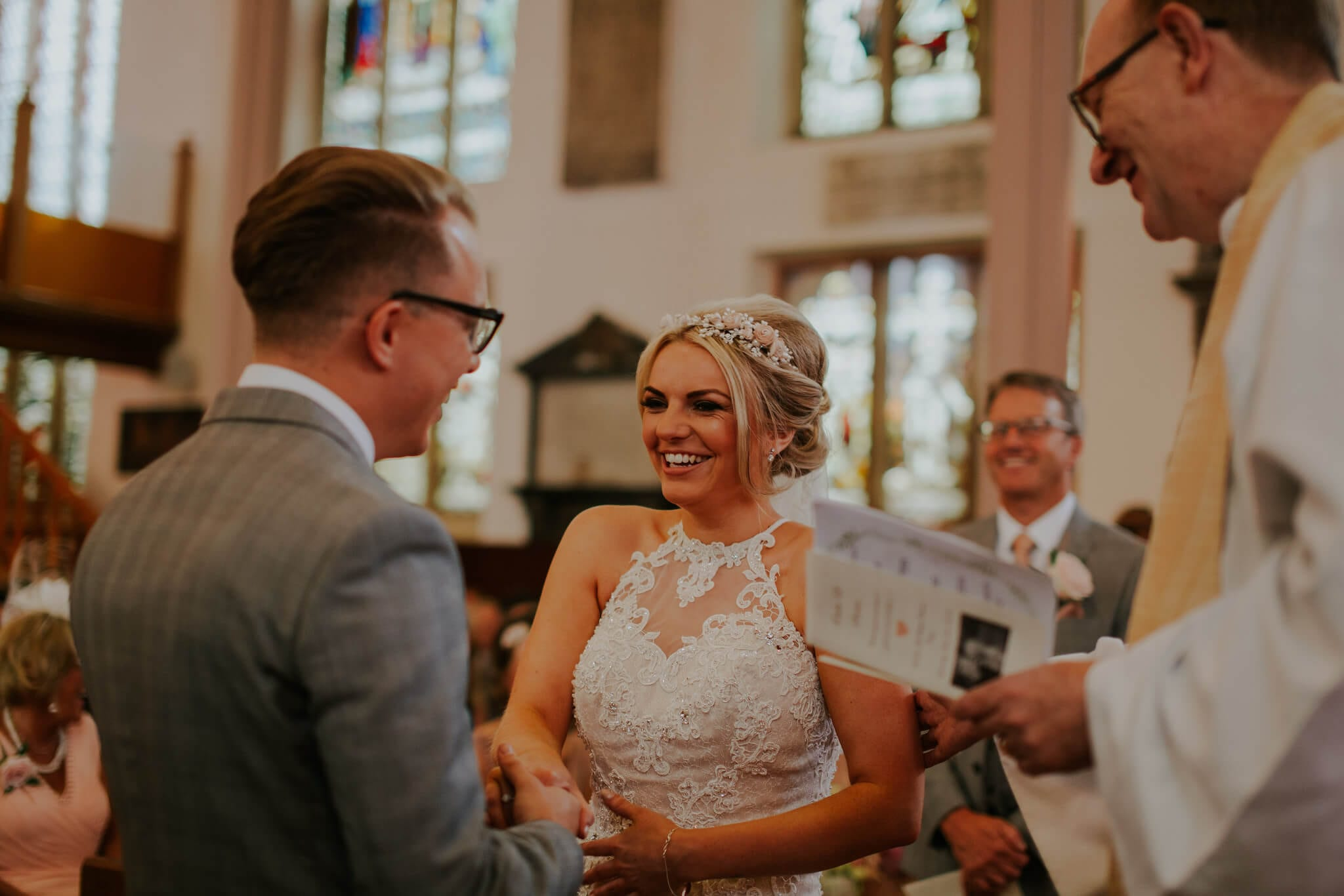 Creative Wedding Photographer Yorkshire